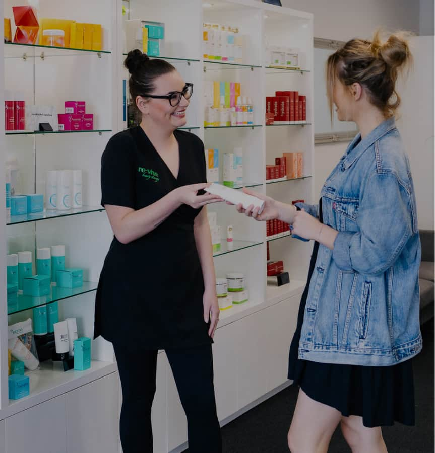 Buy products | Whangarei | Re-vive Beauty Therapy